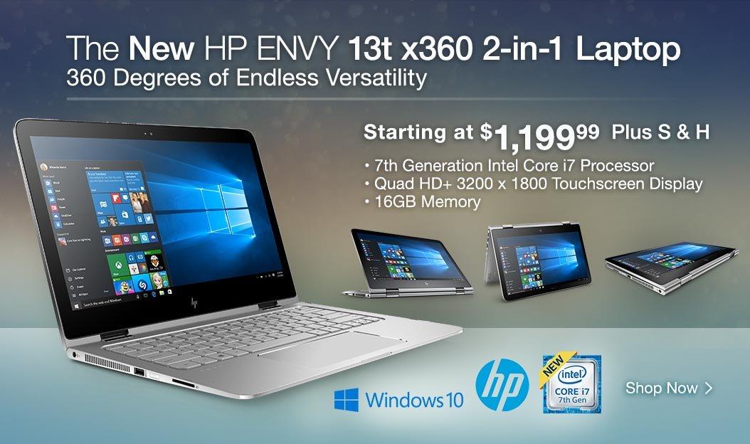 envy 13t 1080p i7 laptop