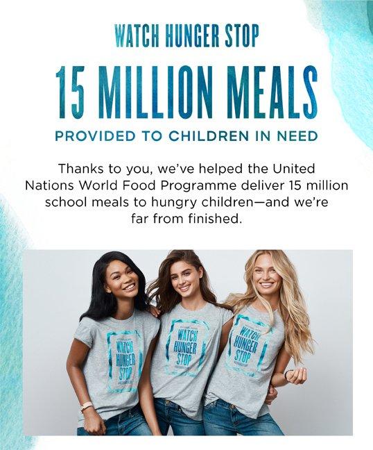 15 Million Meals