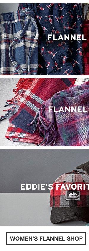 40% OFF FLANNEL | WOMEN