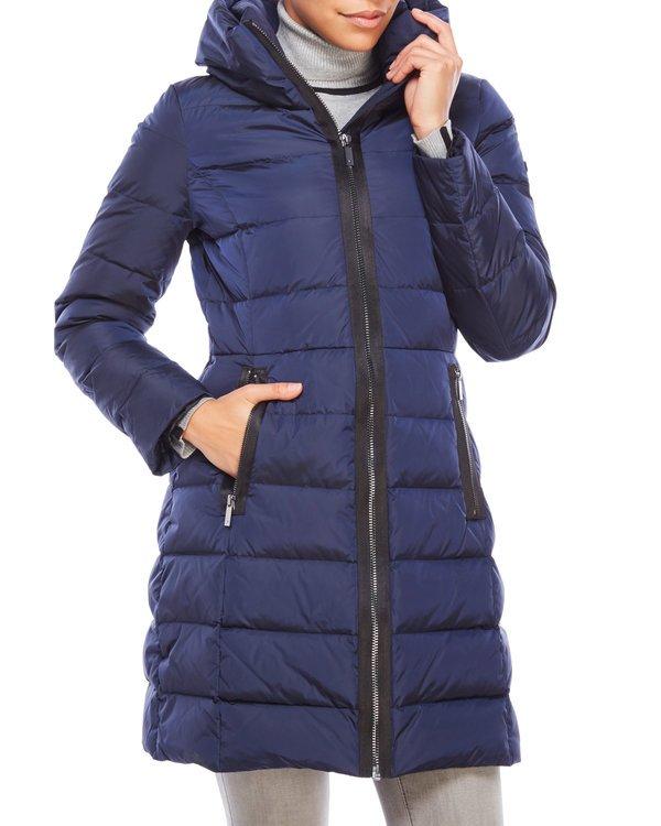 Carole Long Down Coat