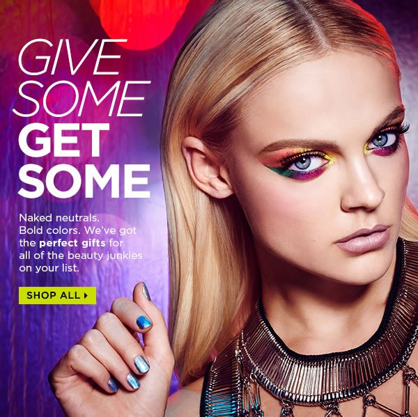 Image result for urban decay give some get some