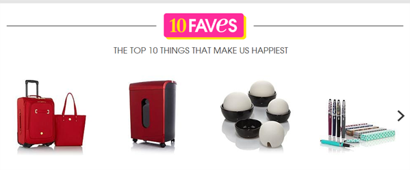 TOP 10 THINGS THAT MAKE US THE HAPPIEST | CHECK DAILY FOR NEW FAVORITES