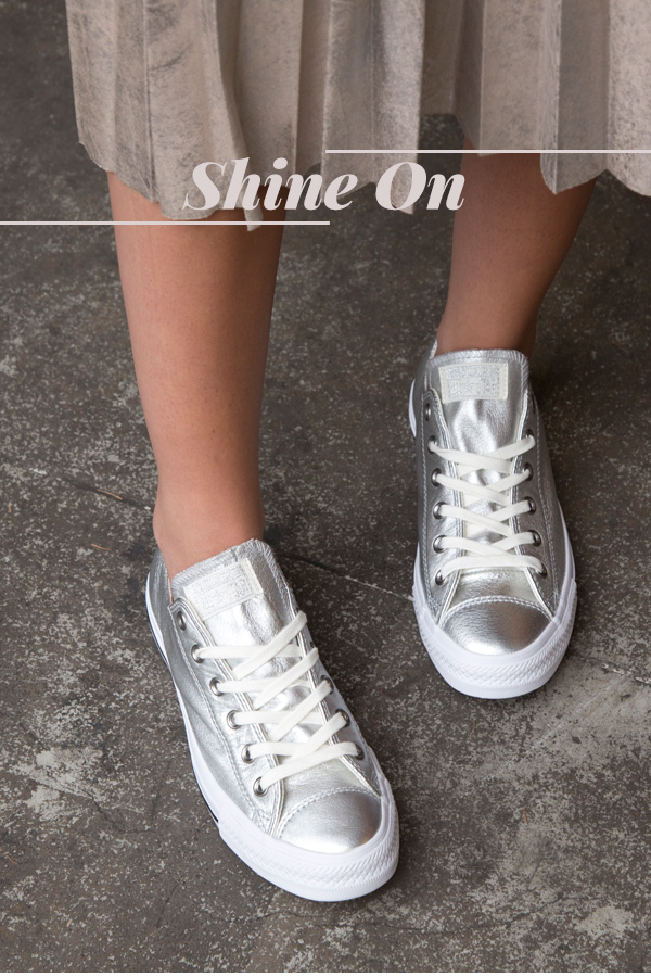 converse-all-star-metallic-leather-ox-silver-trainers f201211f7