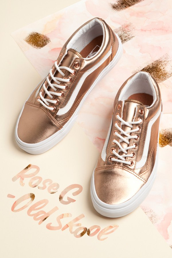 Schuh  Creep it real - go for gold (or silver)  ca899b5bf