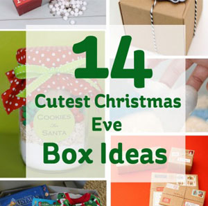 Hobbycraft Your Christmas Eve In A Box Milled