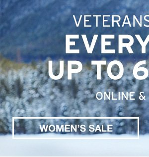 VETERANS DAY SALE | SHOP WOMEN