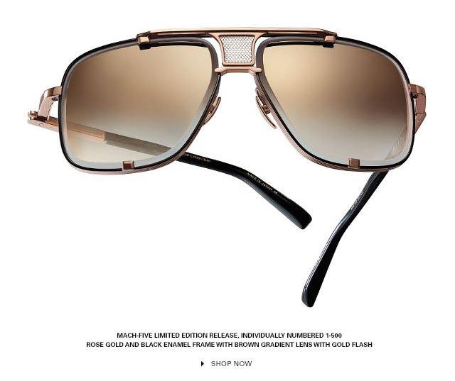 2ff2222594ba Dita Eyewear  Early Access  New Dita Mach-Five Limited Edition