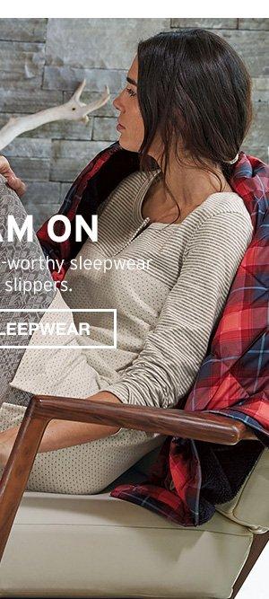 SLEEPWEAR| SHOP WOMEN'S