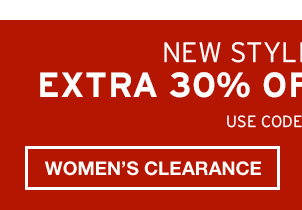 EXTRA 30% OFF CLEARANCE | SHOP WOMAN'S