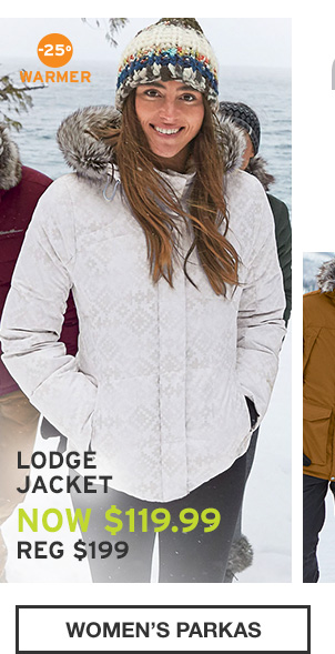 WOMENS PARKAS | SHOP WOMEN'S