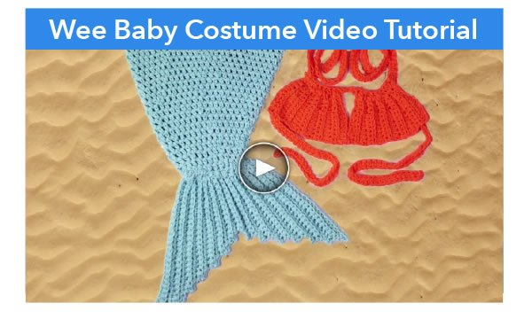 Wee Baby Costume Video Tutorial. INSPIRE ME.