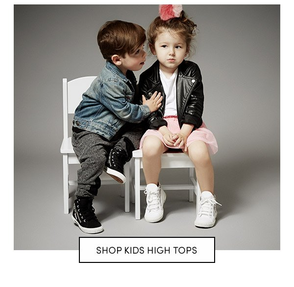 Shop Kids High Tops
