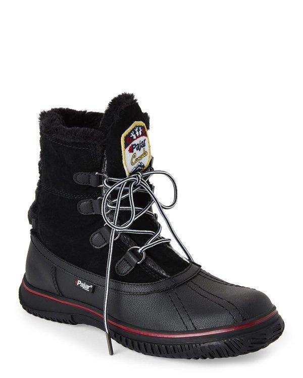 Black Iceberg Boots
