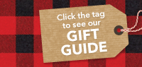 Click To See Our Holiday Gift Guide.