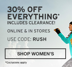 30% OFF EVERYTHING | SHOP MEN'S