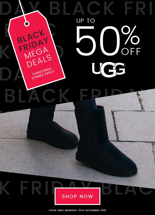 438c870e9c8 Cloggs: EARLY BLACK FRIDAY DEALS! Up To 50% OFF Ugg! | Milled