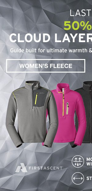 50% OFF CLOUD LAYER PRO FLEECE| MEN'S FLEECE
