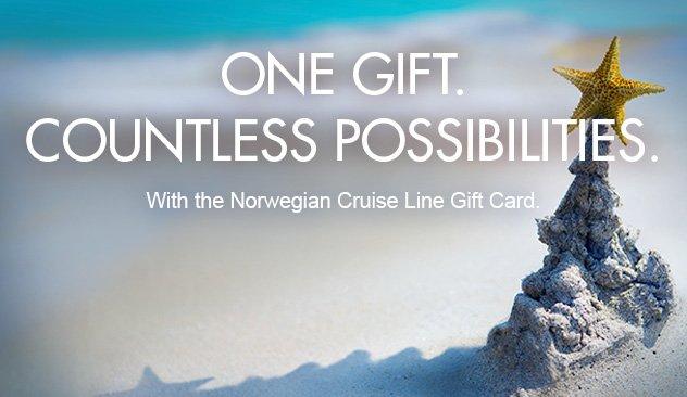 Norwegian Cruise Line: Give The Gift Of Cruising With Norwegian ...