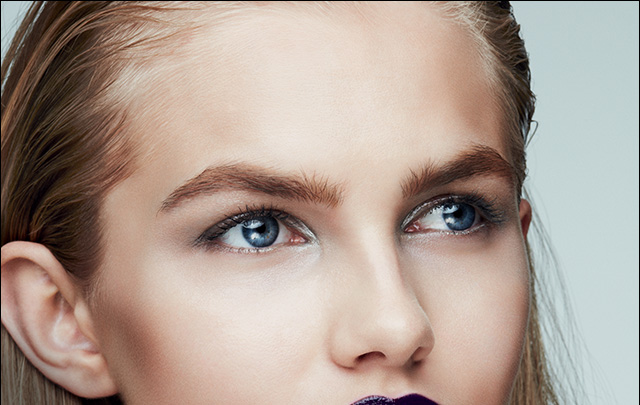 From a dark lip to a smokey eye, holiday beauty is statement-making.