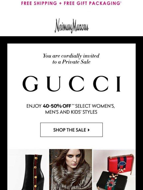 Gucci Private Sale >> Neiman Marcus Gucci Private Sale New Shoe And Handbag
