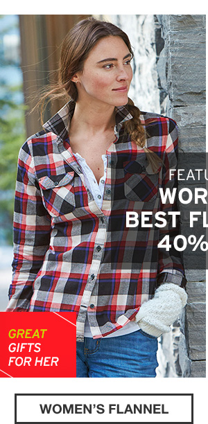 FLANNEL | SHOP WOMEN'S FLANNEL