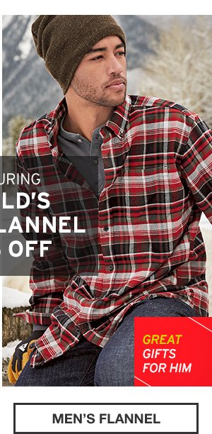 FLANNEL | SHOP MEN'S FLANNEL