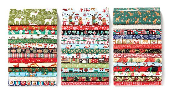 Doorbuster 70% off Christmas Fabrics