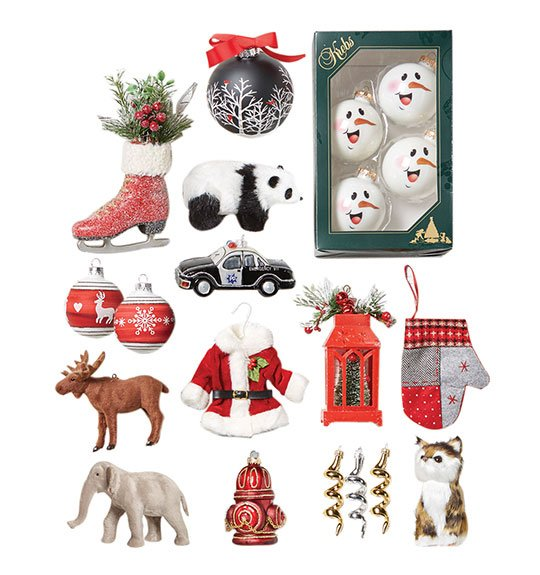 Doorbuster 70% off Holiday Ornaments