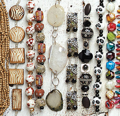 Doorbuster 70% off Entire Stock Strung Beads