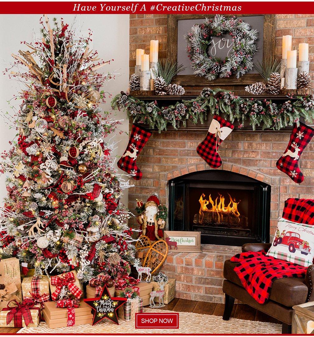 Christmas Decorations Hobby Lobby: Hobby Lobby: 50% Off Cozy Christmas Decor