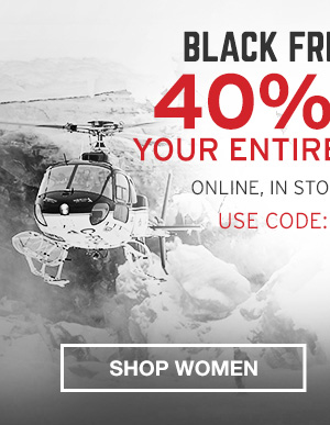 40% OFF ENTIRE PURCHASE | SHOP MEN'S