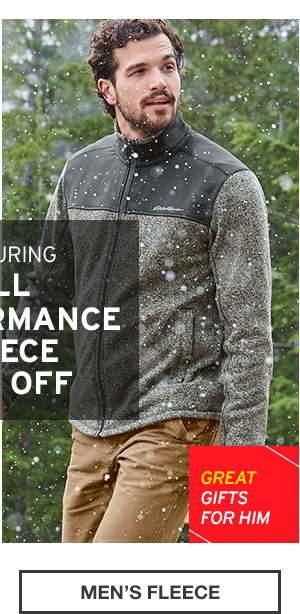40% OFF FLEECE | MEN'S FLEECE