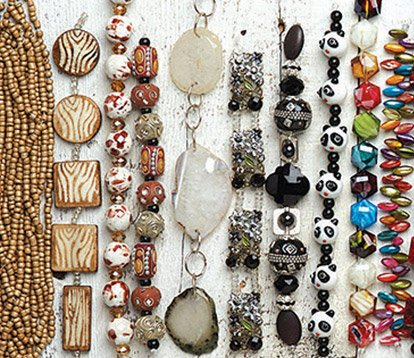 Doorbuster- In-Store 70% off Entire Stock Strung Beads
