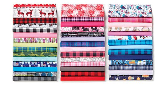 Doorbuster: In-Store 70% off Entire Stock Cozy Flannel Solids & Snuggle Flannel Prints