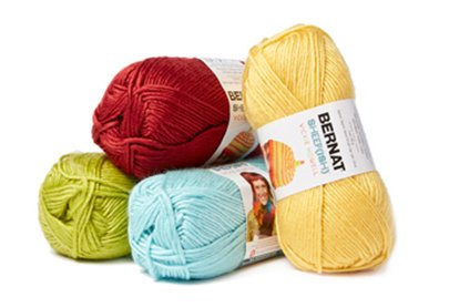Online Only Doorbuster- 50% off Value Pack Yarns
