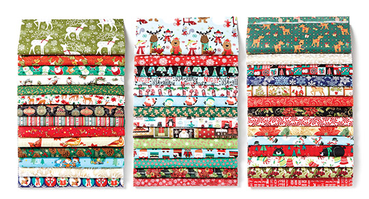 Doorbuster- 70% off Entire Stock Christmas Fabrics