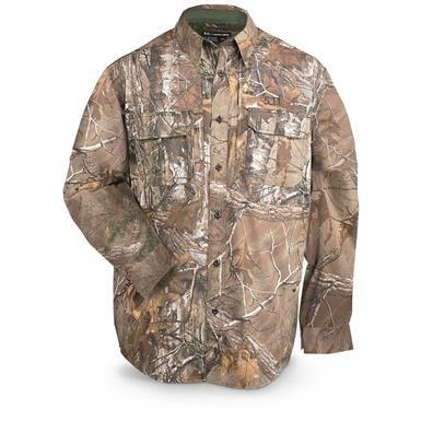 5.11 Realtree X-Tra Taclite Pro Long Sleeve Shirt