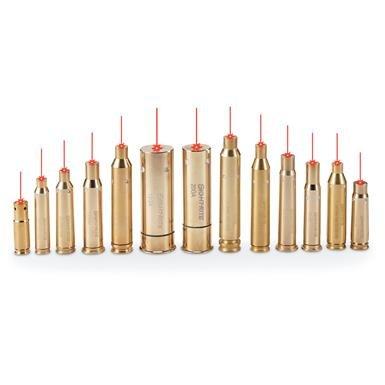 HQ Issue Brass Laser Boresighter