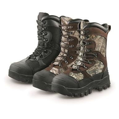 Guide Gear Men's Monolithic Hunting Boots, Insulated, Waterproof
