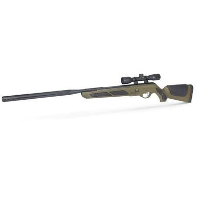 Gamo Bone Collector Bull Whisper Air Rifle, .177 Caliber With 4x32mm Scope