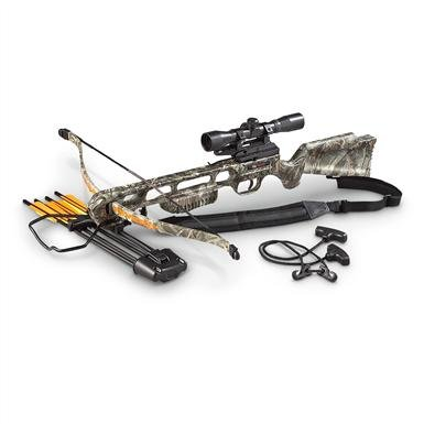 SA Sports Fever Crossbow Package, 235 FPS