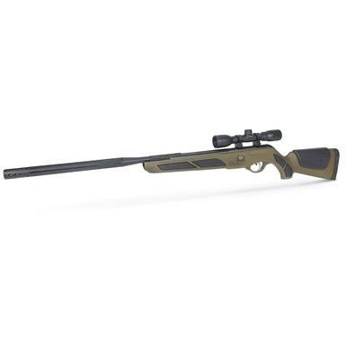 Gamo Bone Collector Bull Whisper Air Rifle, .177 Caliber With 4x32mm Scope