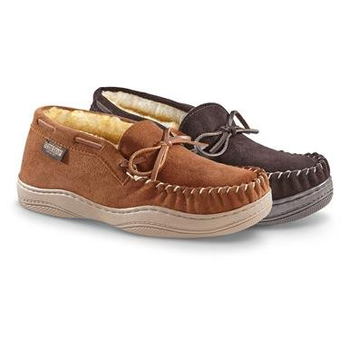 Guide Gear Men's Chukka Moccasin Slippers