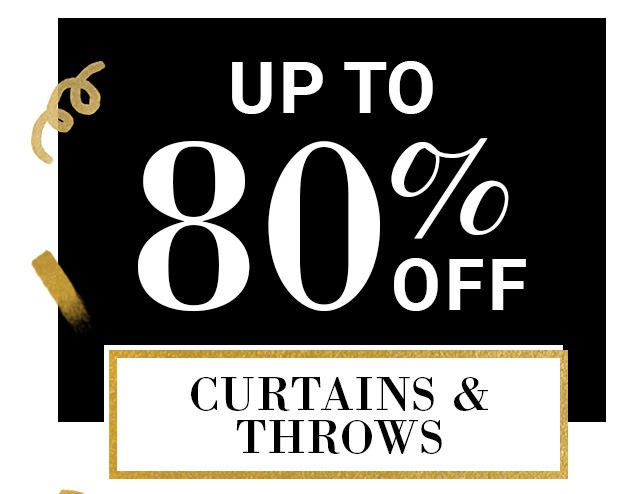 Curtains & Throws