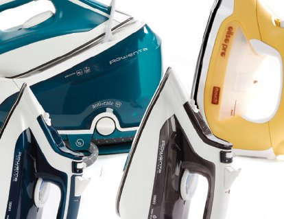 Doorbuster- 40% off Entire Stock Irons & Steamers