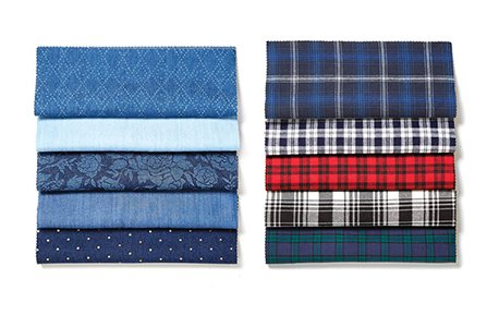 Up to 40% off Apparel Fabrics