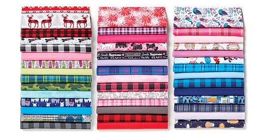 Doorbuster: Online 70% off Entire Stock Cozy Flannel Solids & Snuggle Flannel Prints