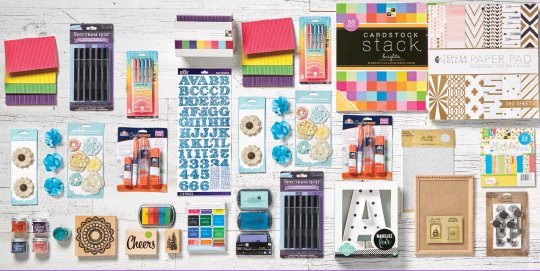 Doorbuster- 50% Off Entire Stock Papercrafting Supplies