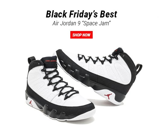 new arrival 49c0b 1707d Flight Club New York: Black Friday's Best: Air Jordan 9 ...