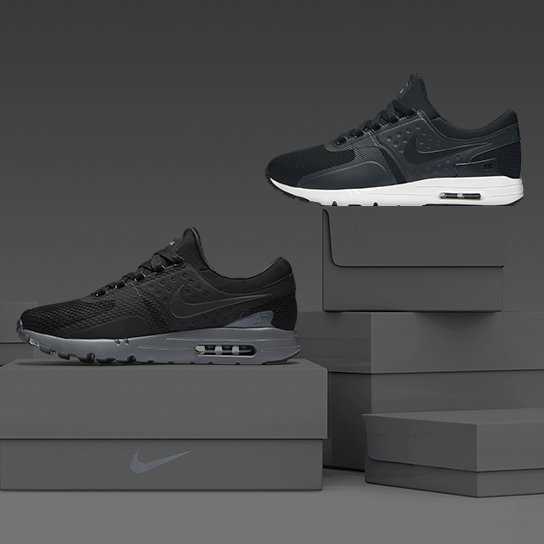 Nike: Just Arrived: Noir Friday Features Milled